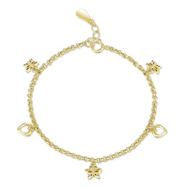 Alma Charm bracelet