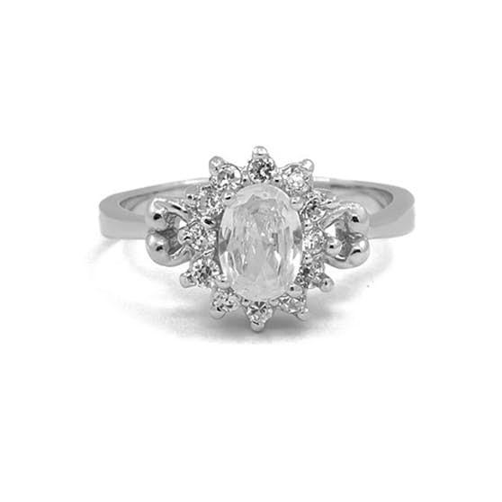 Alma ring från A-Hjort i Silver Sterling 925