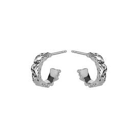 Aio Small earrings fra Maanesten i Sølv Sterling 925