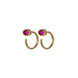 Mesa Pink earrings