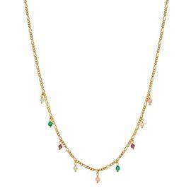 Salma color necklace