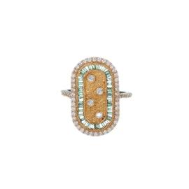 Naomi Green ring