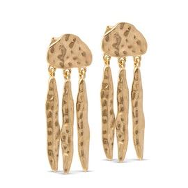 Unni earrings aus Enamel Copenhagen