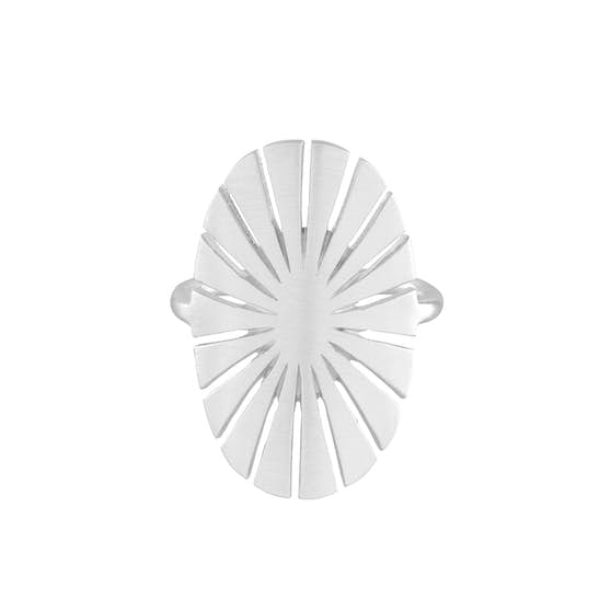 Flare ring from Pernille Corydon in Silver Sterling 925