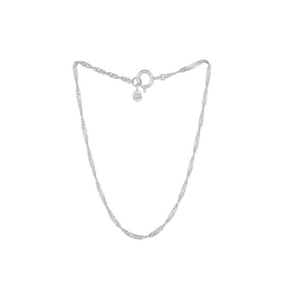 Singapore bracelet von Pernille Corydon in Silber Sterling 925|Blank