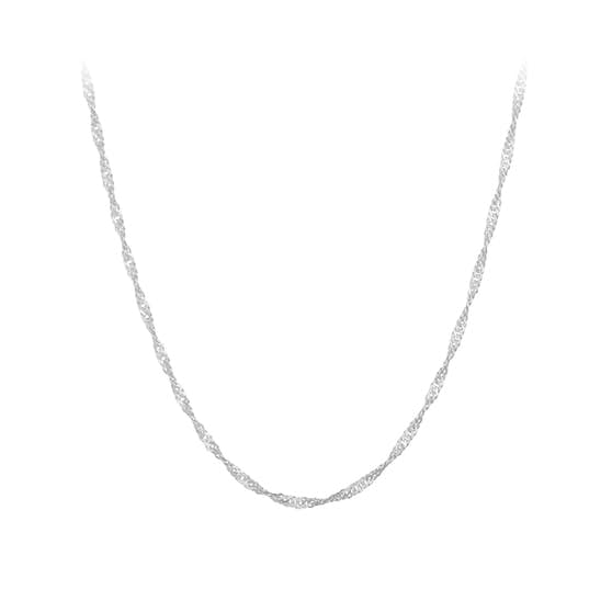 Singapore necklace long von Pernille Corydon in Silber Sterling 925|Blank