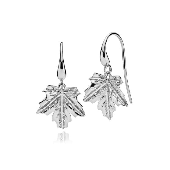Nature earrings from Izabel Camille in Silver Sterling 925