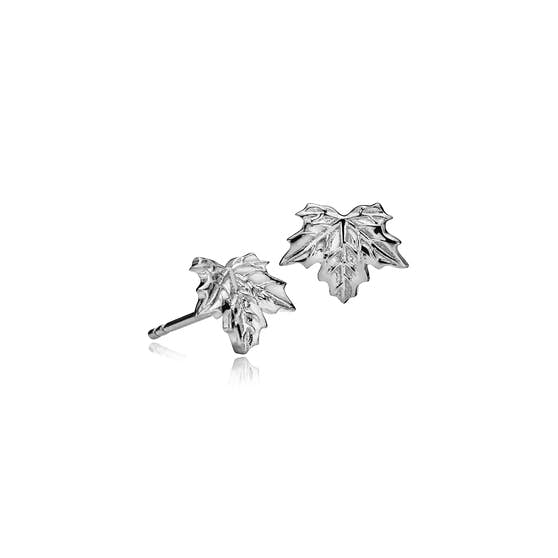 Nature earsticks from Izabel Camille in Silver Sterling 925