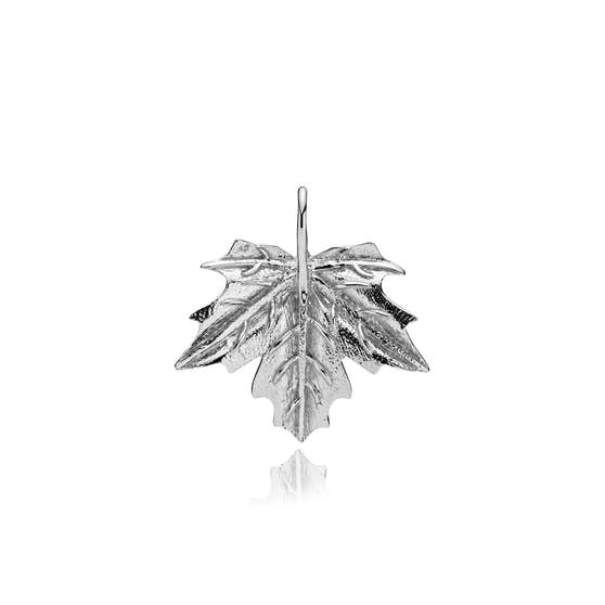 Nature big pendant from Izabel Camille in Silver Sterling 925
