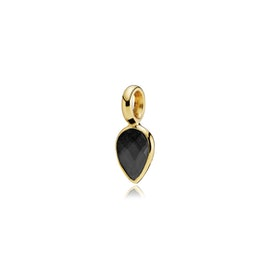 Droppie pendant Black Onyx