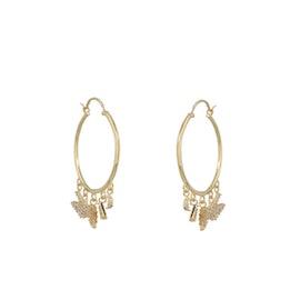 Tessa Gold earring