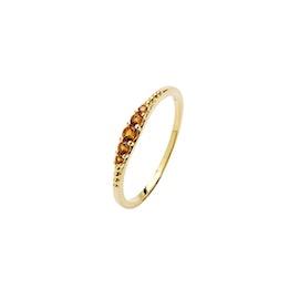 Aisha Crystal ring Topaz