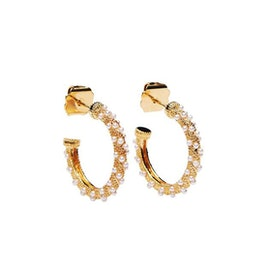 Akoya earrings