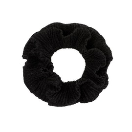 The Classic Pico Scrunchie Black