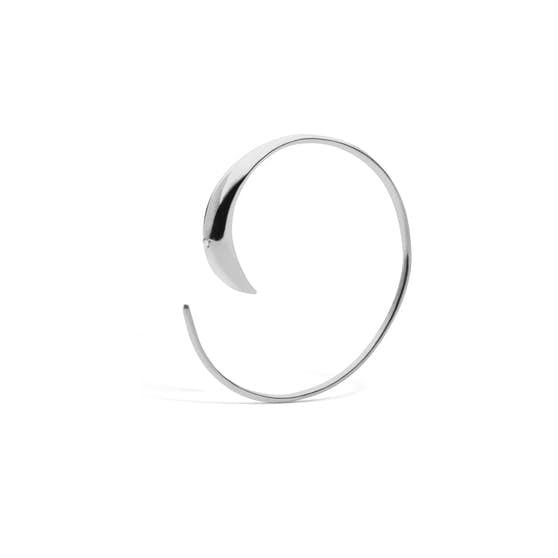 Emma 1 Stone earring från Maanesten i Silver Sterling 925