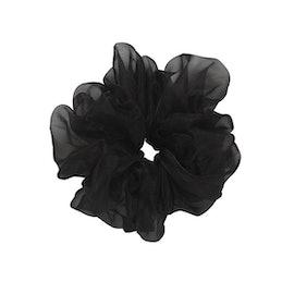Sky Scrunchie Black