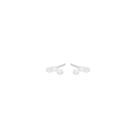 Berlin earsticks fra Pernille Corydon i Sølv Sterling 925