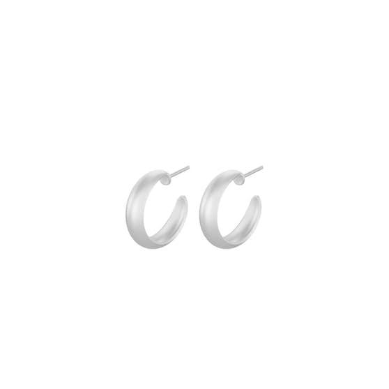 Soho hoops von Pernille Corydon in Silber Sterling 925
