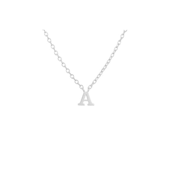 Note necklace from Pernille Corydon in Silver Sterling 925|Blank