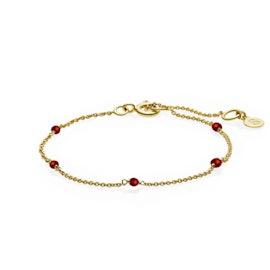 India bracelet Red
