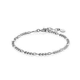 Lizzy bracelet fra Sistie i Sølv Sterling 925|Blank