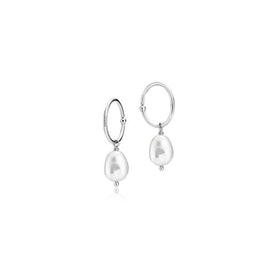 Young One Baroque creol earrings aus Sistie
