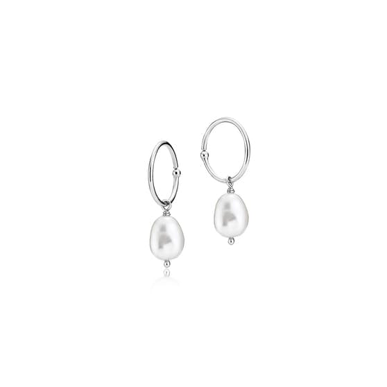 Young One Baroque creol earrings von Sistie in Silber Sterling 925