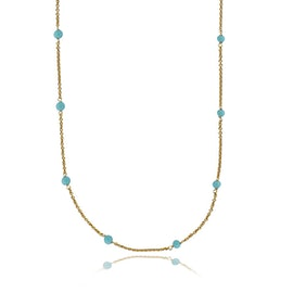 India necklace Turquoise
