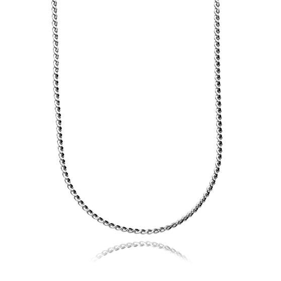 Molly necklace fra Sistie i Sølv Sterling 925|Blank