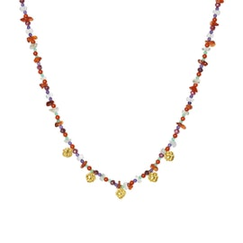 Dhalilu necklace