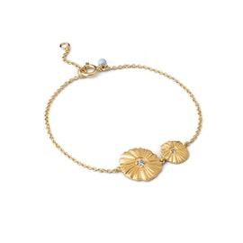 Sparkling Shell bracelet