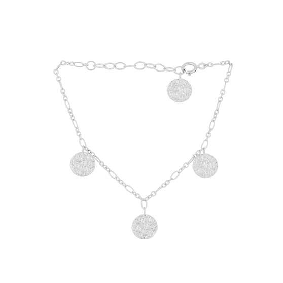 New Moon bracelet fra Pernille Corydon i Sølv Sterling 925|Blank