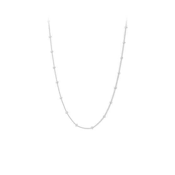 Solar necklace von Pernille Corydon in Silber Sterling 925|Blank