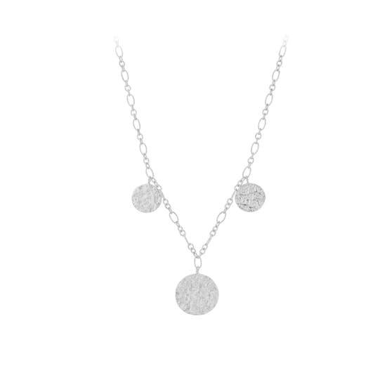 New Moon necklace von Pernille Corydon in Silber Sterling 925|Blank