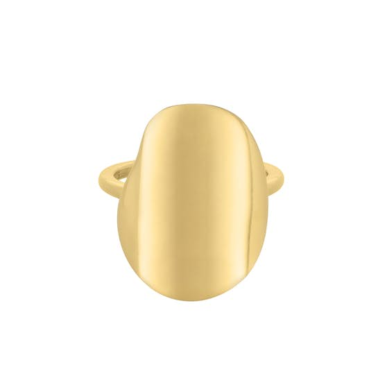 Nova ring from Pernille Corydon in Goldplated-Silver Sterling 925