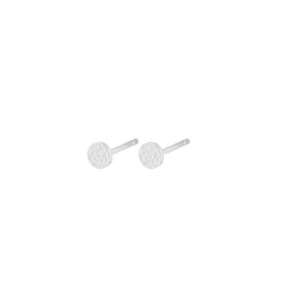 Small New Moon earsticks von Pernille Corydon in Silber Sterling 925