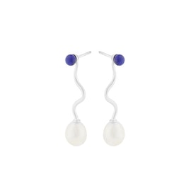 Lapis Lagoon earrings