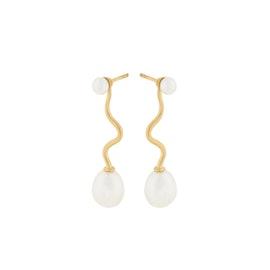 Lagoon earrings