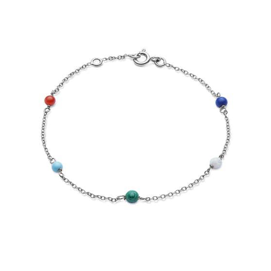 Marina bracelet från Maanesten i Silver Sterling 925 Blank