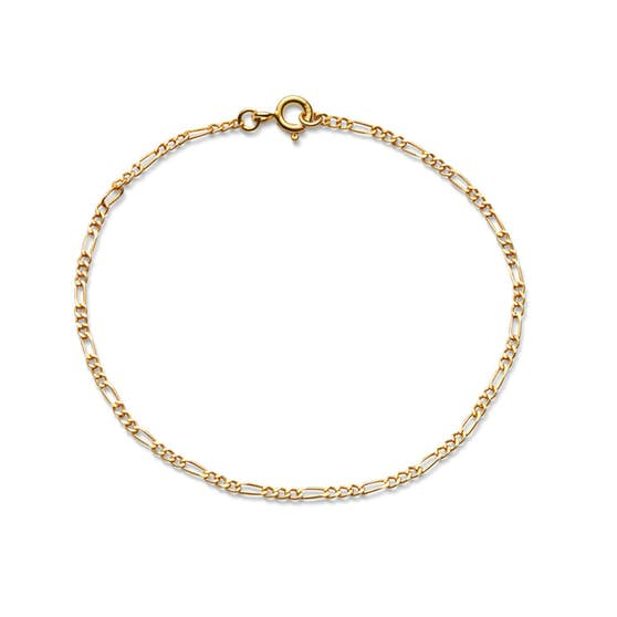 Figaros bracelet von Maanesten in Vergoldet-Silber Sterling 925|Blank