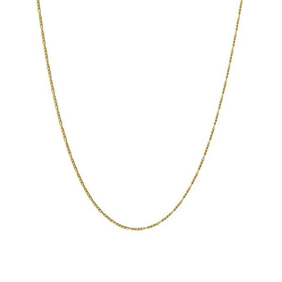 Figaros necklace from Maanesten in Goldplated-Silver Sterling 925|Blank