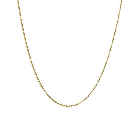 Figaros choker necklace från Maanesten i Förgyllt-Silver Sterling 925|Blank