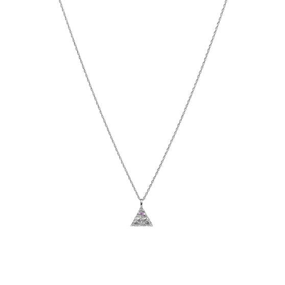 Flint necklace von Maanesten in Silber Sterling 925|Blank