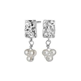 Iona earrings from Maanesten in Silver Sterling 925