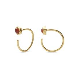 Mesa Orange earrings