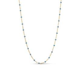 Lola necklace Blue