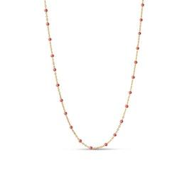 Lola necklace Coral