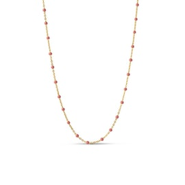 Lola necklace Coral