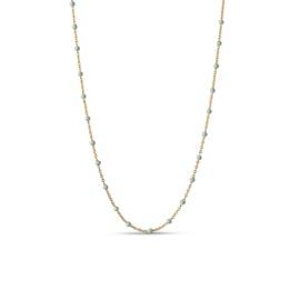 Lola necklace Mint