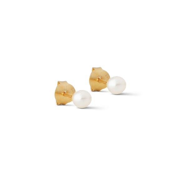 Coco earsticks från Enamel Copenhagen i Förgyllt-Silver Sterling 925